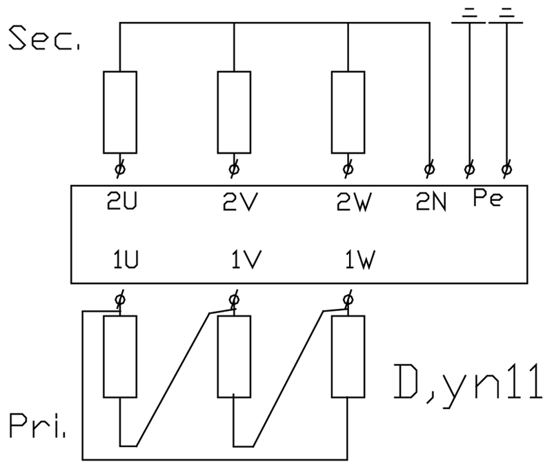 Dyn11 products noratel when performance matters 3 phase isolation transformer wiring diagram at suagrazia.org