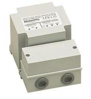 Safety isolating transformer for christmas lights