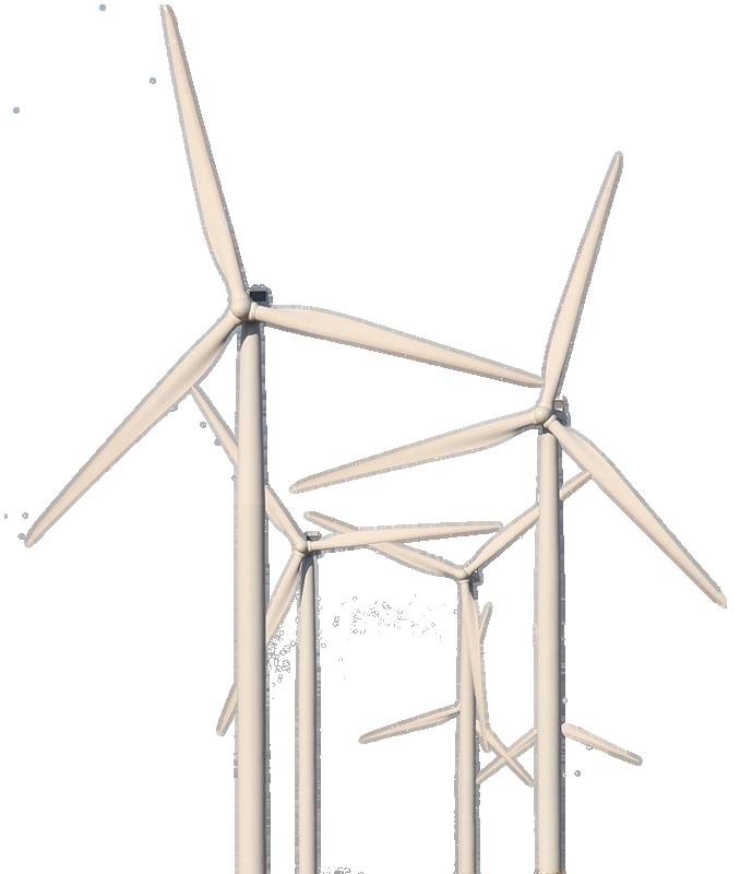 landebahn trocken mit turbine